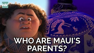 Download Moana Theory: Who Were Maui's Parents? | Discovering Disney Video