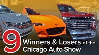 Download 9 Winners & Losers of the 2019 Chicago Auto Show: The Short List Video