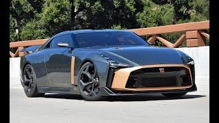Download Nissan GT-R50 Limited Edition with $1.12 million price tag!!! Video
