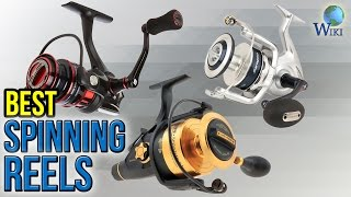 Download 10 Best Spinning Reels 2017 Video