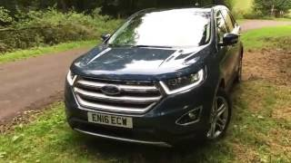 Download Ford Edge - Exchange and Mart Review Video