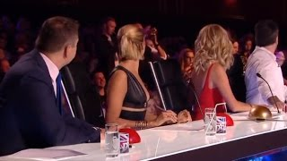 Download When ALL JUDGES Have to Turn Around! Video