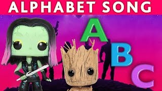 Download GUARDIANS OF THE GALAXY ABC Song Alphabet Song ABC Nursery Rhymes ABC Song for Children Video