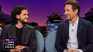 Download Nicknames with Kit Harrington and David Double D Duchovny Video