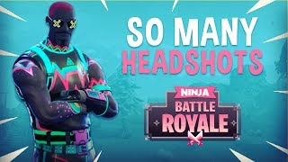 Download So Many Headshots!! - Fortnite Battle Royale Gameplay - Ninja Video