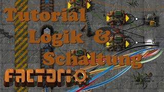 Download Logik, Schaltungen, Bedingungen, SR Latch - Ein Anfänger Factorio Kabel Tutorial Guide deutsch Video