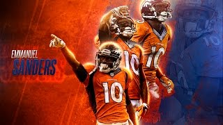 Download Emmanuel Sanders Highlights 2015-2016|| On my Grind|| Video