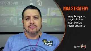 Download NBA on DraftKings Strategy - Al Smizzle's Tips Video