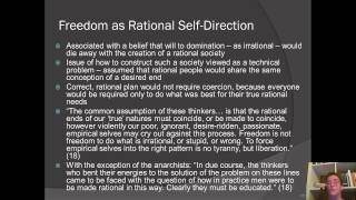 Download Week 3 Isaiah Berlin Two Concepts of Liberty Video