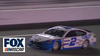 Download Radioactive: Sprint Unlimited - ″I know the door is (expletive) missing.″ - 'NASCAR Race Hub' Video