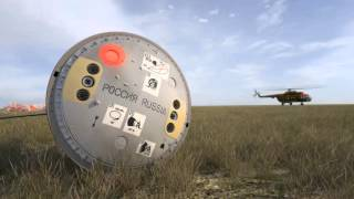 Download Как готовится посадка спускаемого аппарата Video