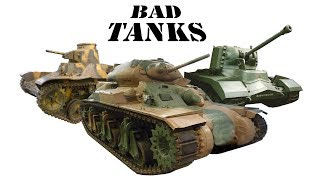Download A poor tank, a useless tank, and the worst tank in the world Video
