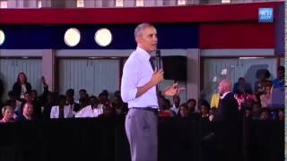 Download President Barack Obama's response on China's involvement in Jamaica's Development Video