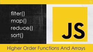 Download JavaScript Higher Order Functions & Arrays Video