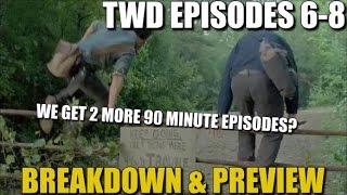Download The Walking Dead Season 7 Episode 6-8 Spoilers Episode News & Predictions Video