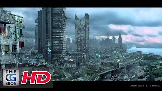 Download CGI VFX Breakdowns & Showreels : ″Digital Environments Making Of″ -by Marco Iozzi Video
