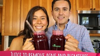 Download Juice to Remove Acne and Blemishes Video