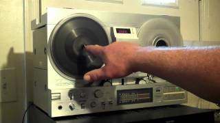 Download AKAI GX-77 Reel to Reel Tape Deck. Fully Working, Nearly scratch Free. New Belts, Clean ZCUCKOO Video