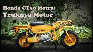 Download Honda CT50 Motra: Truknya Motor Video