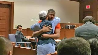 Download Father Of Murdered Pizza Delivery Driver Forgives Killer, Brings Court To Tears (Court Scenes) Video