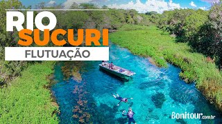 Download Rio Sucuri - Bonito-MS - Bonitour Video
