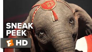 Download Dumbo Sneak Peek (2019) | Movieclips Trailers Video