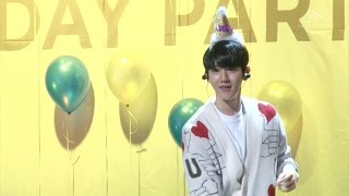Download ['Hey Mama!' MV EVENT] EXO BAEKHYUN BIRTHDAY PARTY HIGHLIGHT Video