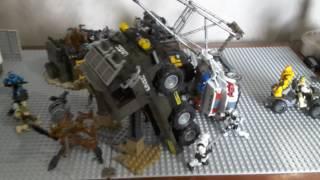 Download Traitor (halo mega bloks moc/diorama) #18 Video