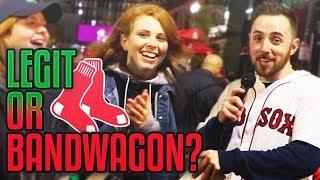 Download Die Hard Boston Fans EXPOSED: LEGIT or BANDWAGON? (World Series Edition) Video