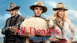 Download Every Death in A Million Ways to Die in the West Video