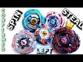 Download [CONFIRMED] L-Drago Destroy SPIN STEAL! Epic Beyblade Experiment: Who's the king? Video
