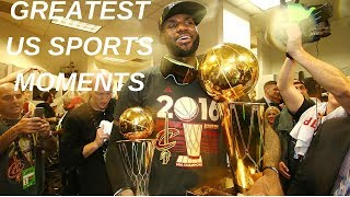 Download GREATEST US SPORTS MOMENTS (2010-2018) *UPDATED* Video