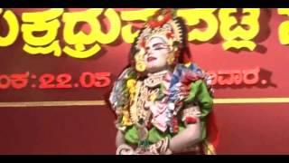 Download Yakshagana Radhavilasa at Yakshadruva Patla Sambrama 2016 Krishna Disha Radhe Varsha Padya Patla an Video