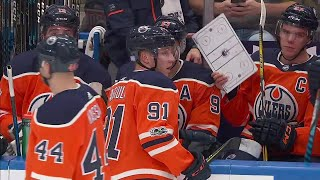 Download McDavid draws up play for teammates, who needs coaches? Video