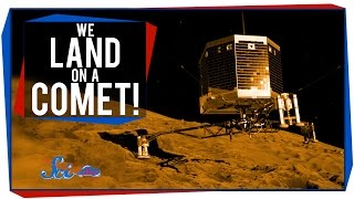 Download We Land on a Comet! Video