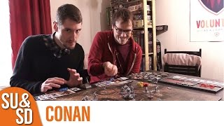 Download Conan - Shut Up & Sit Down Review Video
