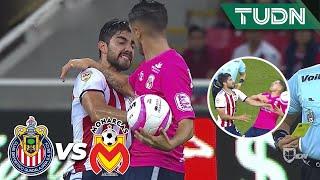 Download Expulsión para Pizarro por un manotazo a Valdés Video