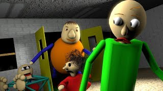 Download [SFM BALDI] Baldi's Basic In Learning REVENGE OF THE BULLY CAPTURES BALDI & PLAYTIME (Animation) Video