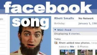 Download Facebook Song - Rhett & Link Video