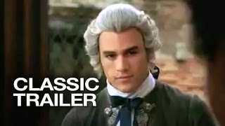 Download Casanova (2005) Official Trailer #1 - Heath Ledger Movie HD Video
