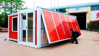 Download BEST LUXURY CONTAINER HOUSES. 10 MINUTES ONE HOUSE Video