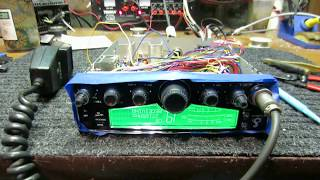 Download Cobra 29 LX TIP 120 High Gain Variable Swing Mod Peak/Tune For Billy Ct. Video