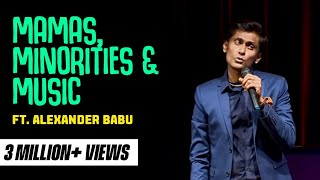 Download Mamas, Minorities and Music - Standup comedy video by Alex Video