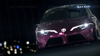 Download TOYOTA NS4 video at the 6th Buenos Aires International Motor Show Video