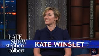 Download Kate Winslet Dropped Out Of School At 16 Video