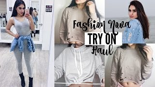 Download FASHION NOVA TRY ON HAUL | KYLIE'S CLOSET DUPES! Video
