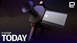 Download Kodak releases the first footage from its hybrid Super 8 camera | Engadget Today Video