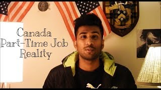 Download Part Time Job Reality In Canada - Student Edition Video