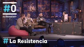 Download LA RESISTENCIA - Entrevista a Antonio Castelo, Iggy Rubín y Jorge Ponce | #LaResistencia 04.10.2018 Video
