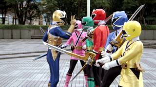 Download Power Rangers: Clash of the Red Rangers Movie - Clip Video